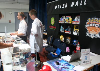 The Prize Wall