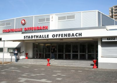 Venue: Stadthalle Offenbach