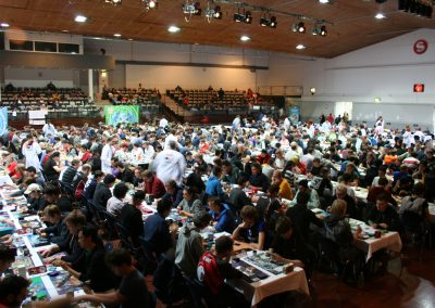 TCG Masters Division Round 1