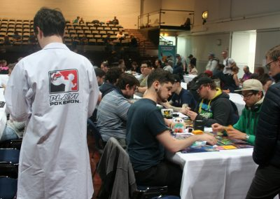 A look at the TCG side events