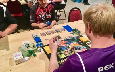 Best of the Best Part 2 – Trading Card Game