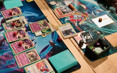 All about Charizard, Pikachu and Mewtwo – TCG Masters Top Tables