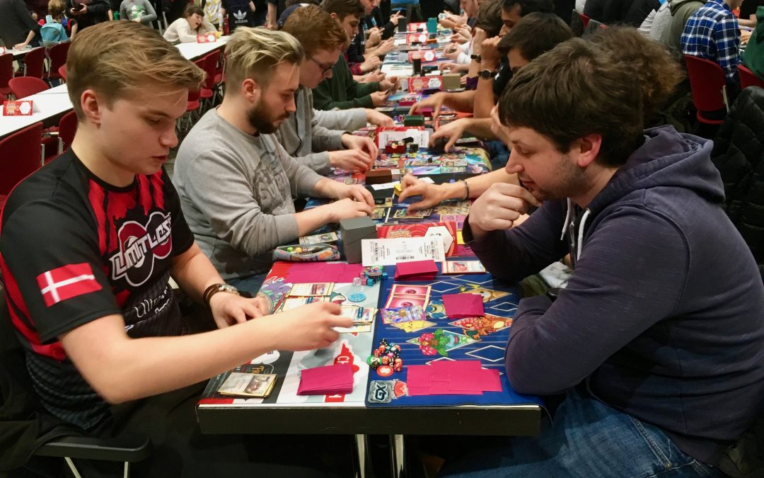 What's up TCG Masters? Top Tables Round 7