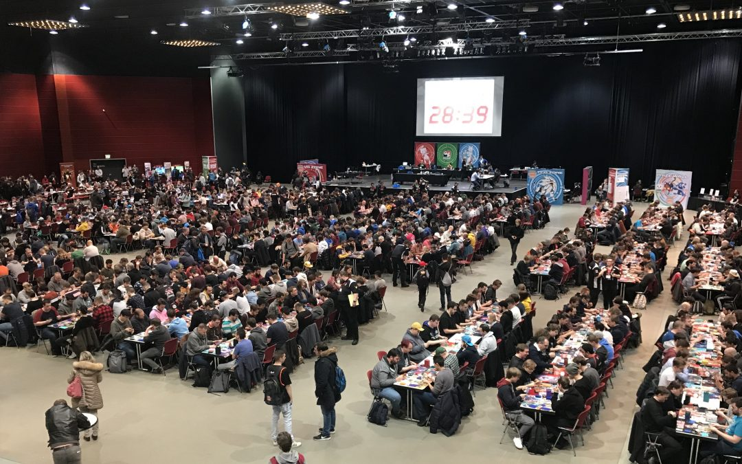 Bochum sets new Records for the biggest Pokémon Regional Championship in Europe